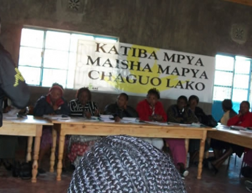 Advocacy in Civil Democratic Governance – Funded by Amkeni Wakenya